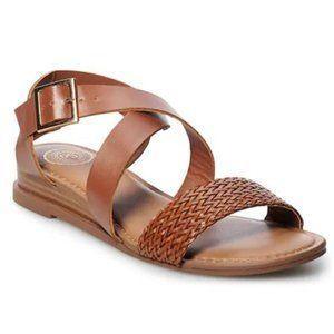 SO Cider Women's Strappy Sandals
